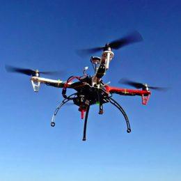 UAV Machine vision